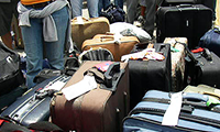 Treatment of excess baggage
